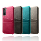 Case Samsung New Design Luxury Leather Card Holder Phone Case For Samsung Galaxy S21