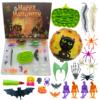 D4 24pcs  Halloween set