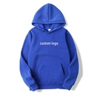Hoodies Plain Hoodies High Quality Blanks Simple Plain Custom Printing Logo Hoodies Cotton Fleece Unisex