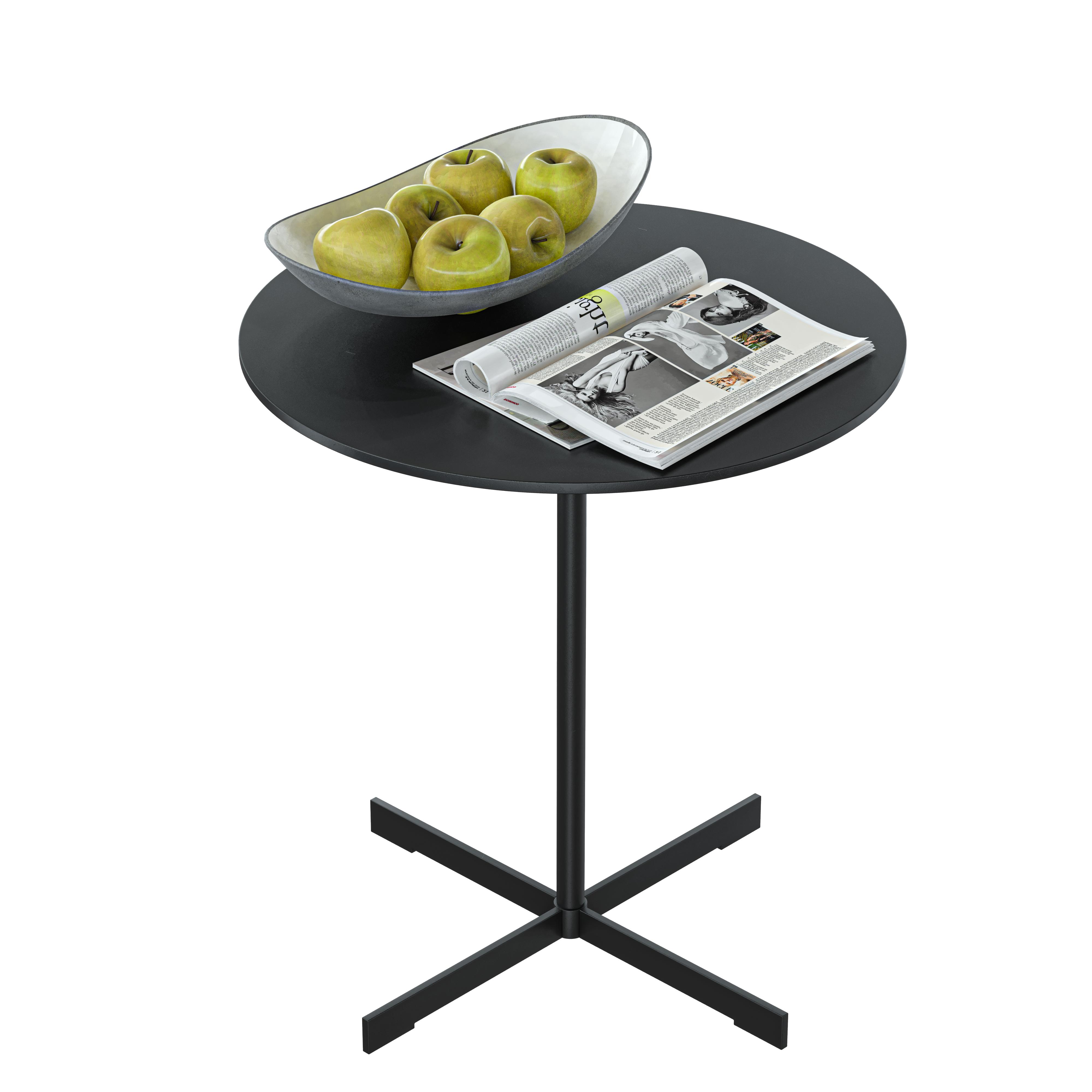 Nordic europe style furniture sets sand pattern metal frame round design outdoor bar set table