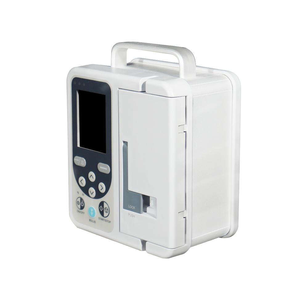 Одноразовый инфузионный насос SP750-совместим с большинством стандартных наборов IV