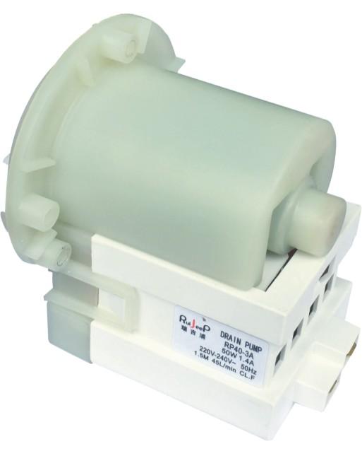 Высококачественный CE водяной сливной насос для стиральной машины