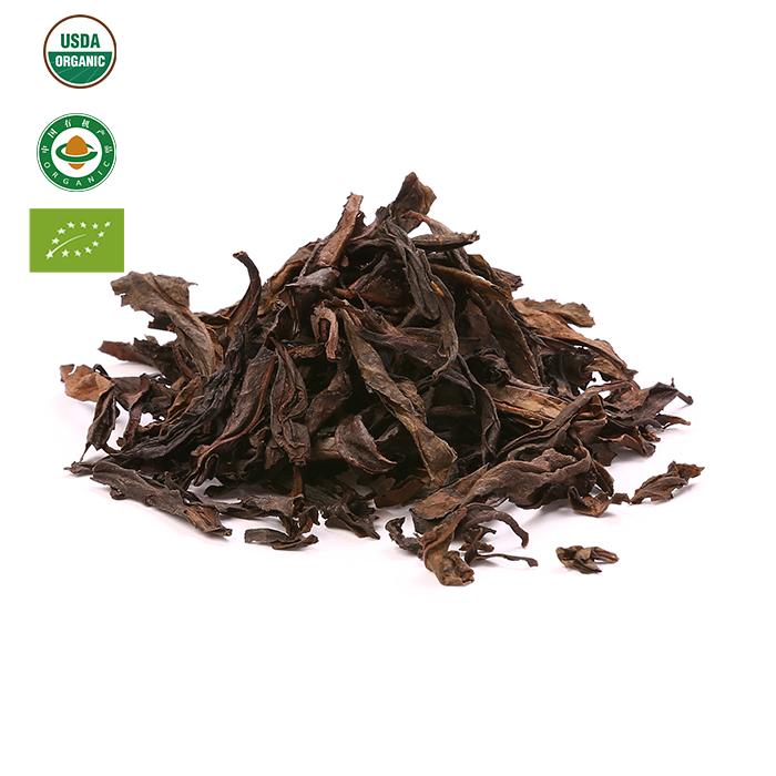 Loose Bags Leaf Tea Bulk Fermented Organic Oolong Tea - 4uTea | 4uTea.com