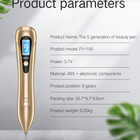 Usb Laser Pen Removable Pen Innovative Products 2020 Dark Spot Tattoo Removal USB LCD Laser Skin Tag Freckle Wart Dot Mole Remove Pen