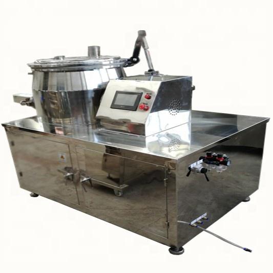 Medicine of high-efficient wet mixing granulator machine