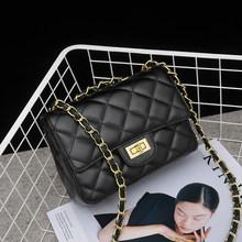 2020 Высококачественная женская сумка, роскошная сумка-мессенджер, мягкая искусственная кожа, сумки на плечо, модная женская сумка через плеч...(Китай)