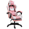 Pink gaming chair