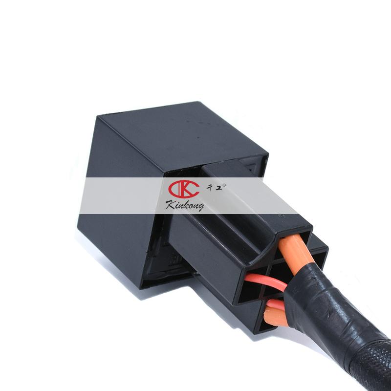 Kinkong, изготовленный на заказ кабель для проводов с мини-предохранителем
