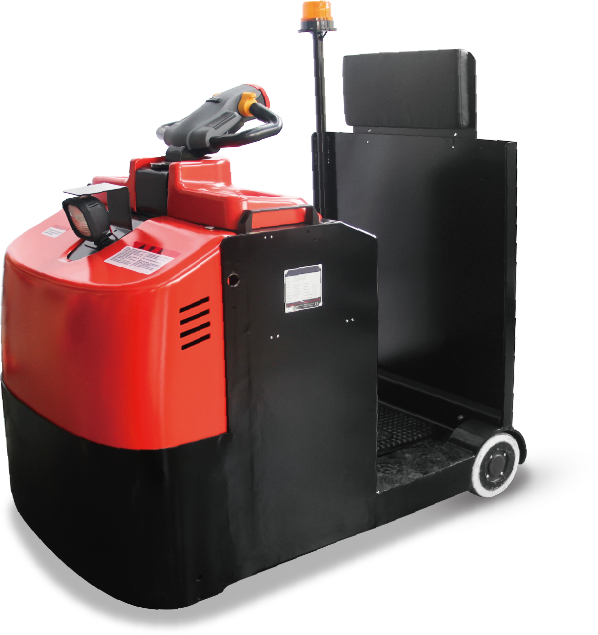 RED-LIFT electric tow tractor with great quality