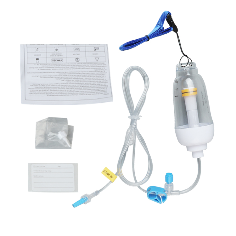 Factory Wholesale Disposable Aneshesiology Elastomeric Infusion Pumps