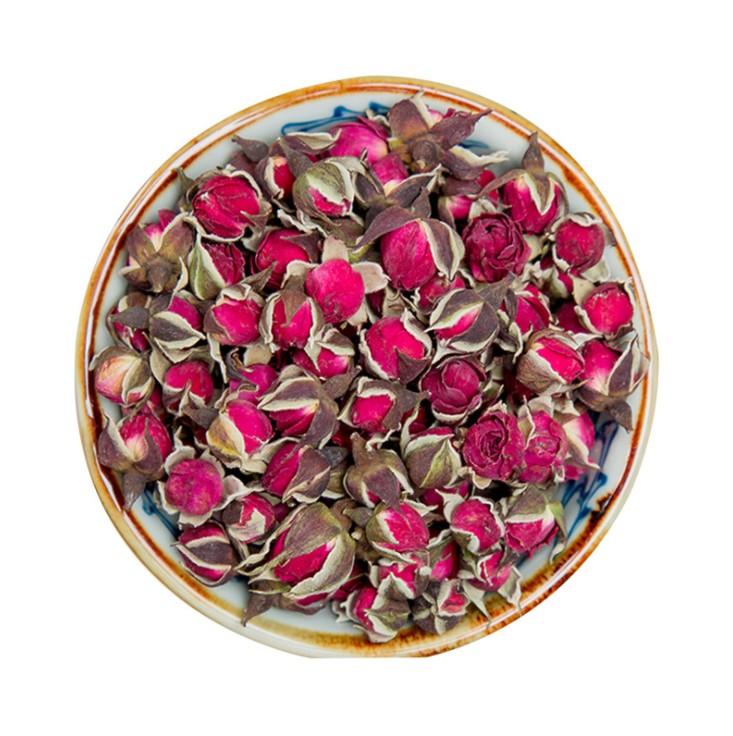 Wholesale Rose Flower Dried Gold Rose Buds for Tea China - 4uTea | 4uTea.com