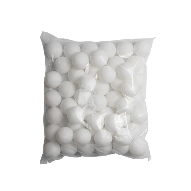 AURORA 40mm cheap price PP material table tennis balls customized logo ping pong balls