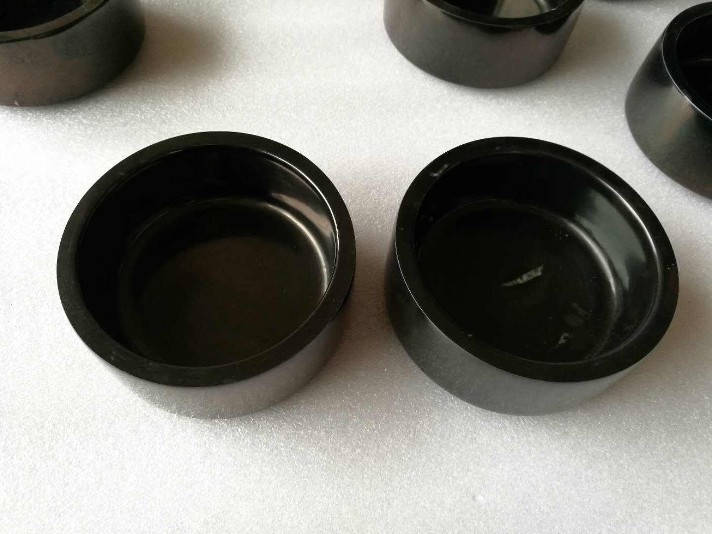 wholesale logo custom natural dog bowl dog food bowl powder coated pet dog feeding bowl