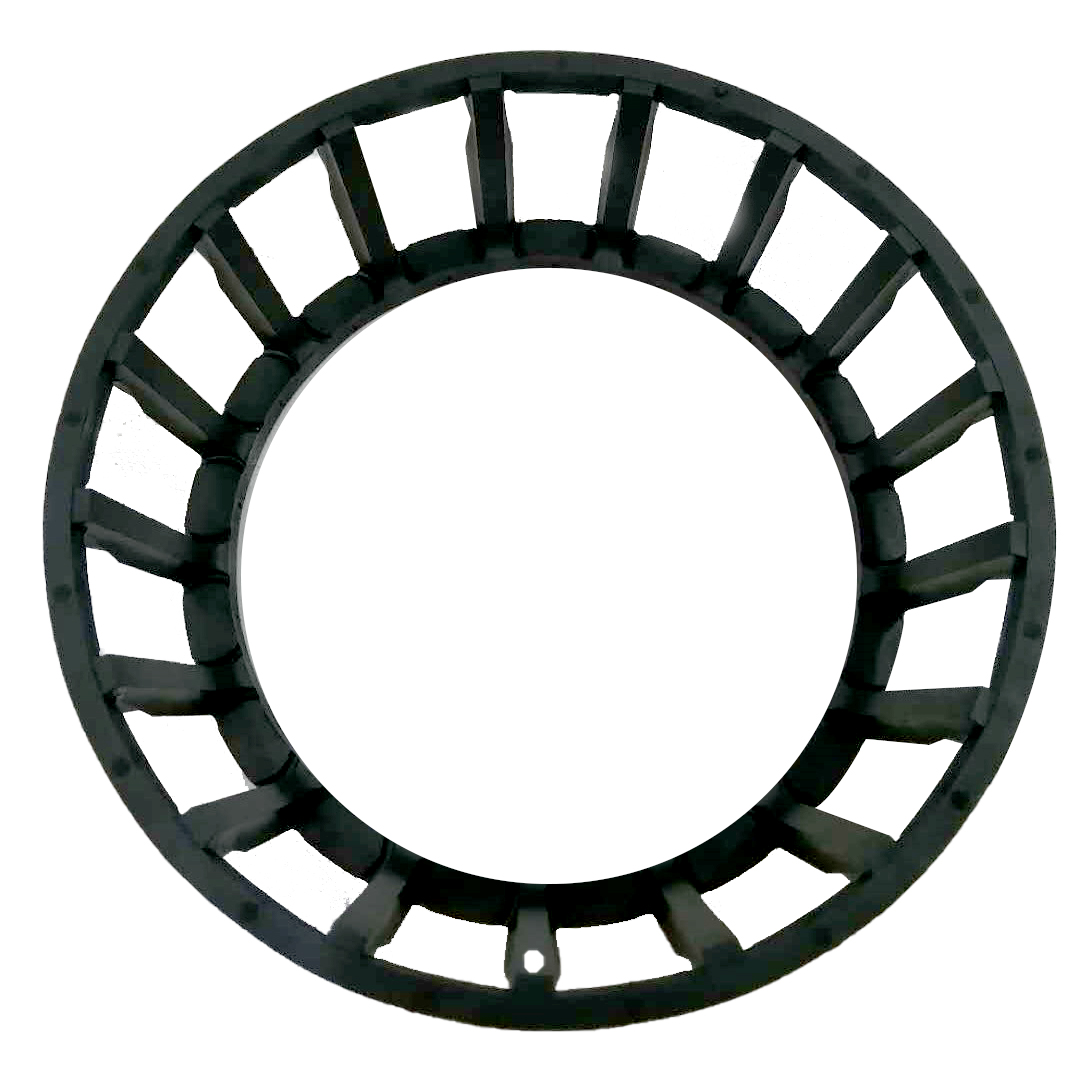 Advantageous price Factory direct sales bearing plastic nylon retainer Plastic cage for tapered roller bearing