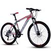 Red mountainbike