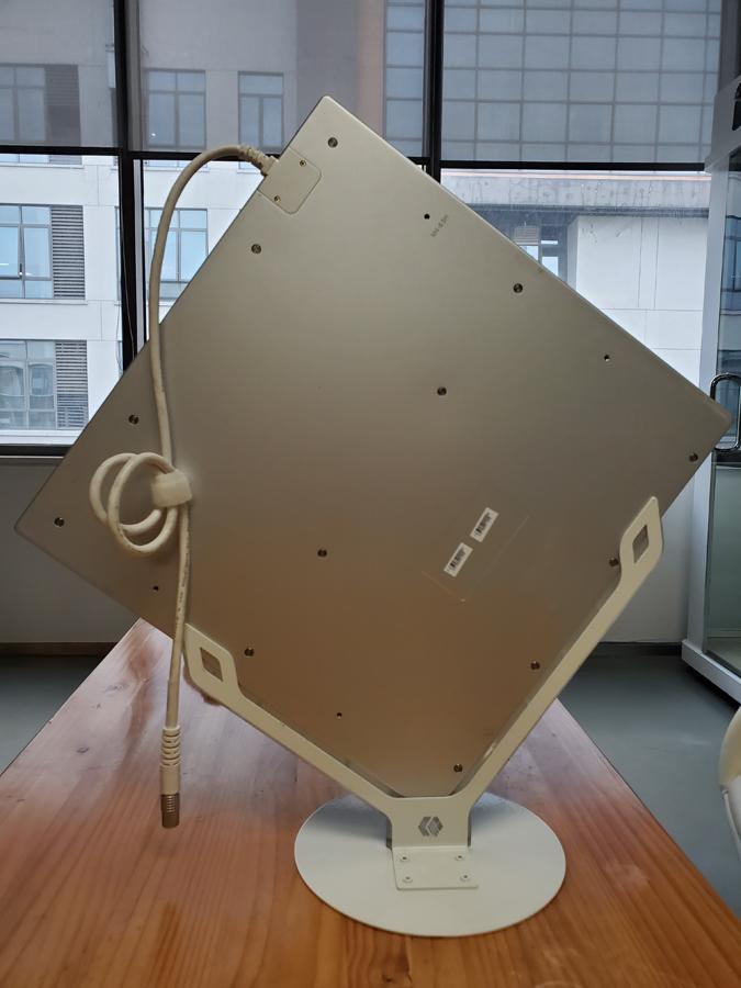 Высокое качество Csl прямой депозит ветеринарный плоский панельный детектор/dr плоский панельный детектор радиография рентгеновское оборудование CV04