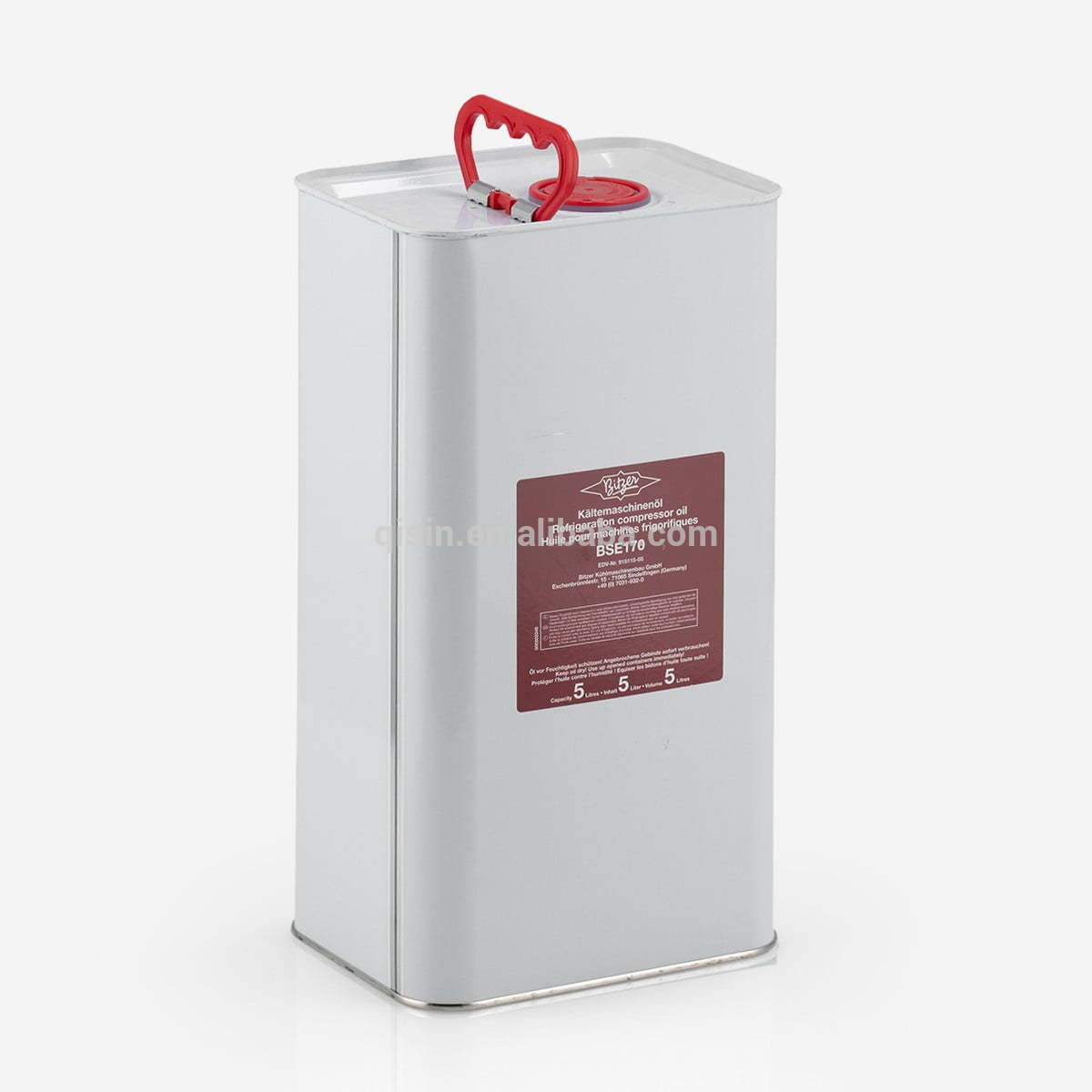 Подлинное масло компрессора (B5.2 BSE32 BSE55 B100 B150SH BSE170 B320SH) для R134a R404A R407 R507A R1234yf R513A R450a