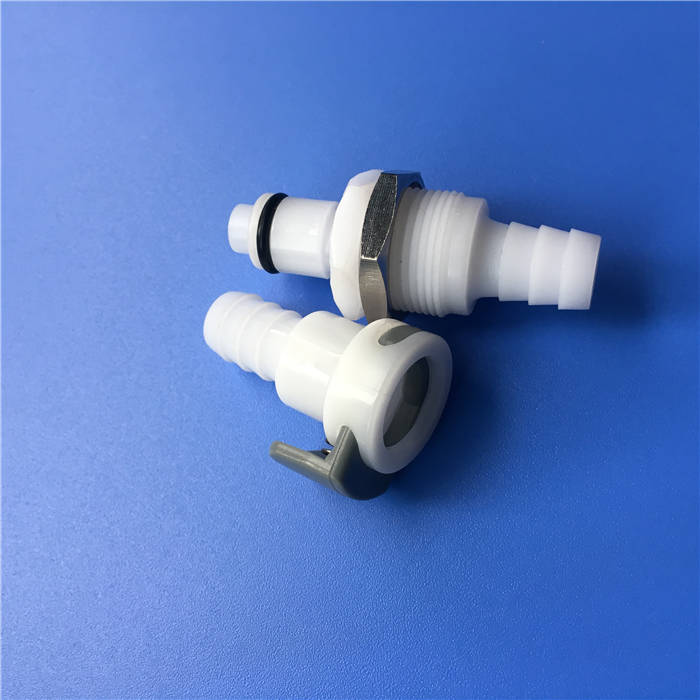 Low hose fitting with great price cpc plastic connector