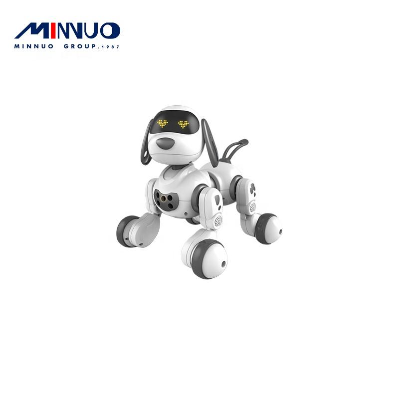 Милая Интеллектуальная Детская игрушка робот Голосовое управление робот пение и Танцующая собака Электронная игрушка-робот собака
