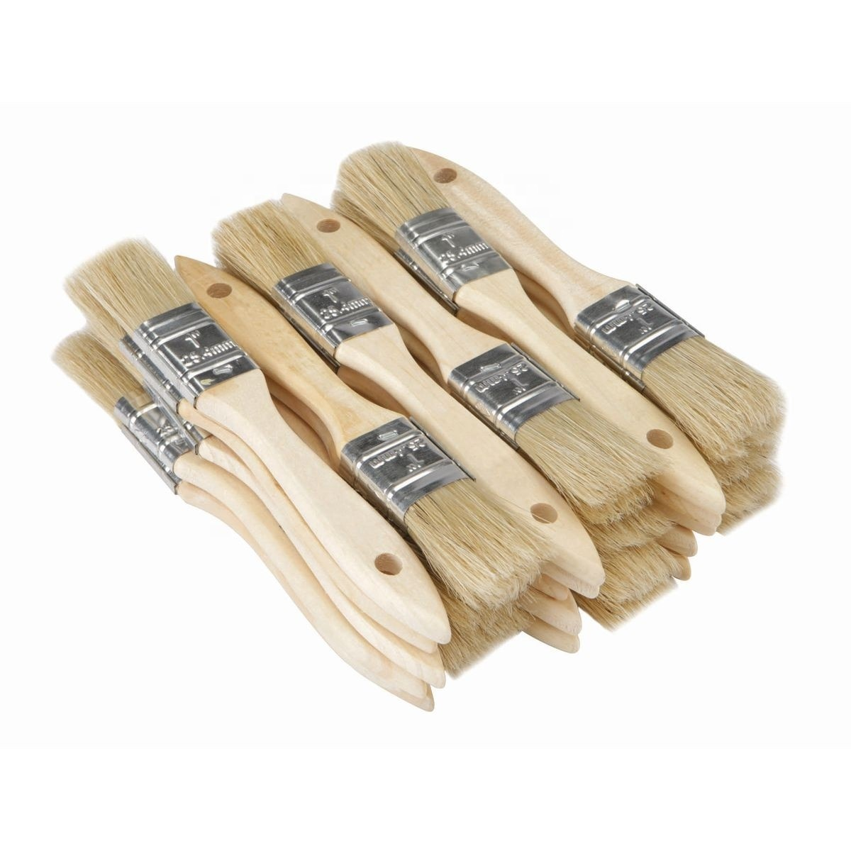 CIC 1 IN paint brushes bristle chip paint brush