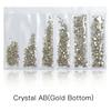 Crystal AB (Fondo Oro)