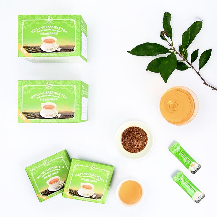 Chinese Jasmine tea powder Instant tea - 4uTea | 4uTea.com