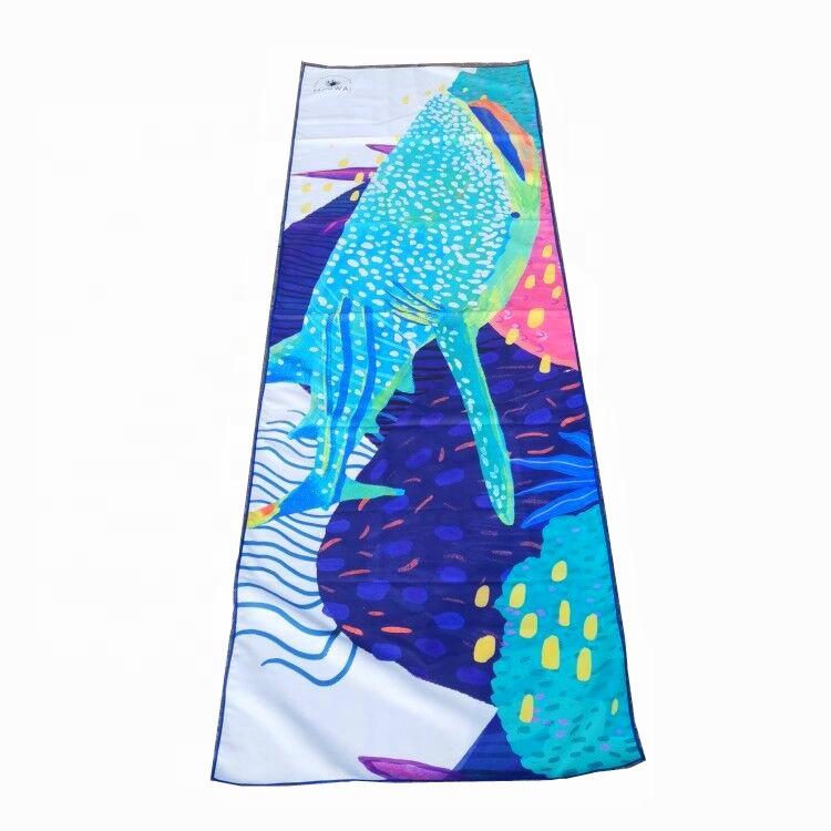 Brand Sand Free Beach Towel Yoga Mat