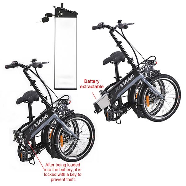 mate x replacement ebike battery 48 v inner batteries for folding ebikes 48v hidden 10ah 48v folding bike battery
