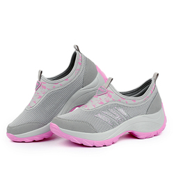 Custom Women's Running Shoes Summer Sneakers Athletic Woman Sport Ladies Walking Shoes Soft Lightweight  Zapatillas Mujer