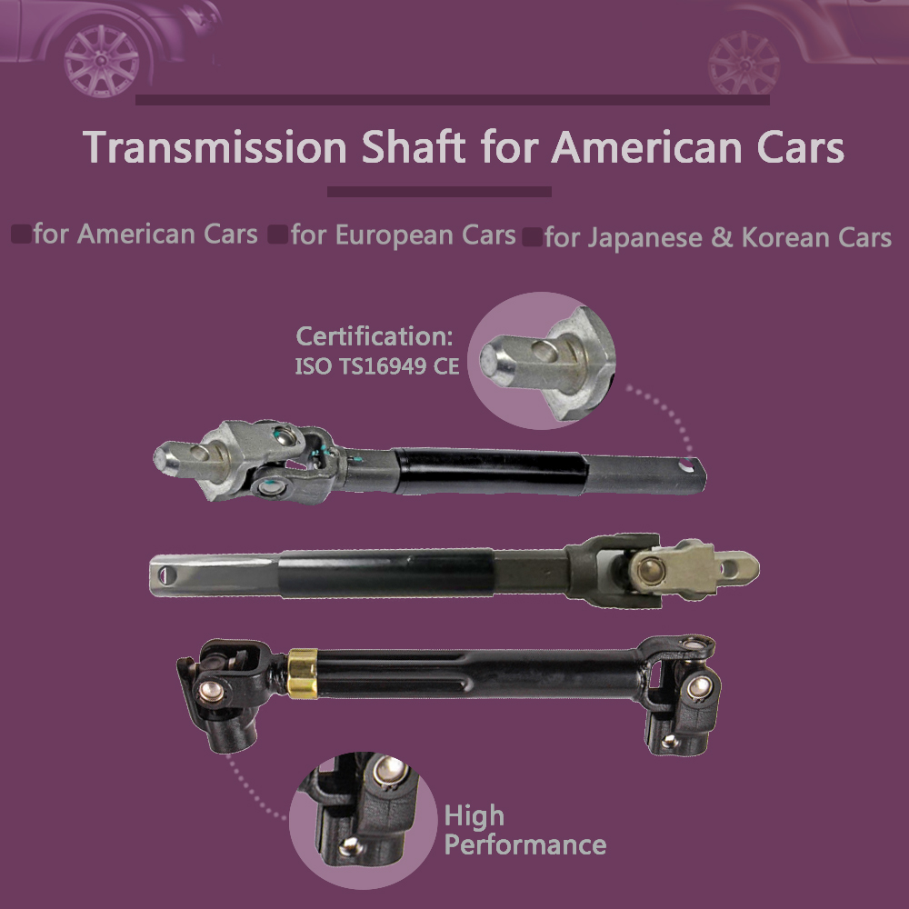 ZPARTNERS transmission cardan shaft propeller drive shafts for Toyota Prado 37140-60380