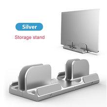 Многофункциональная подставка для ноутбука, подставка для ноутбука из алюминиевого сплава, держатель для Macbook Air Pro hp lenovo, противоскользящий...(Китай)