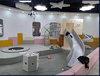 Large indoor play activity room for international preschool