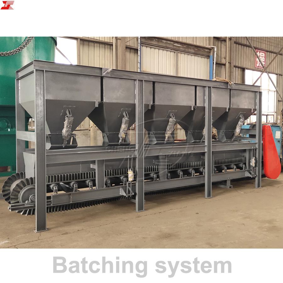 fertilizer mixing equipment bb compound fertilizer production line mixing fertilizer equipment