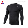 Black mesh with short sleeves