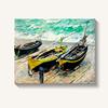 three fishing vessels