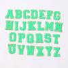 Grün alphabet( A-Z)