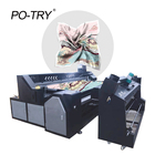 Inkjet CMKY Color Digital Cotton Printing Textile Inkjet Printer Wirh I3200 4720 Printhead Direct To Garment Printing For Clothing