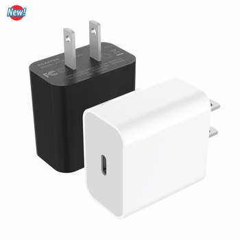 Original OEM Portable USB-C Type-C Quick Adapter Charger 18W 20W PD Fast Charger For Apple Iphone 12 Charging