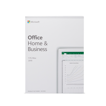 Wholesale Microsoft Office 2019 Home and Business Office 2019 HB Genuine License Key MAC/PC