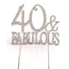 40 فاب الفضة