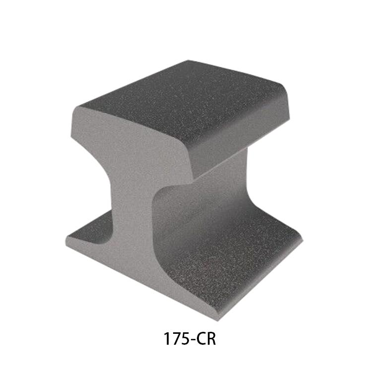 USA crane steel rail ASCE25 ASCE30 ASCE40 ASCE50 ASCE60 ASCE75 ASCE85 90RA 115RE 136RE 175CR Steel Rail