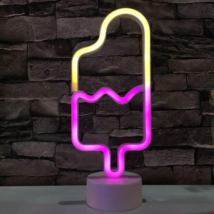 YJN5430, китайский производитель, неоновая декоративная светодиодная лента для спальни