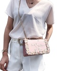 Cheap ladies new model pu leather trending women summer purses and handbags