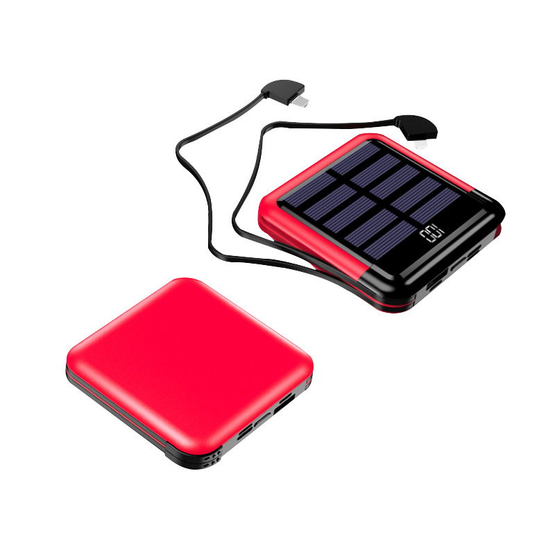LAIMODA Powerbank Wireless 10000Mah Supply 20000Mah Mini Mi Mobile Charger Generator Portable Station Solar Power Bank - idealPower | idealPower.net
