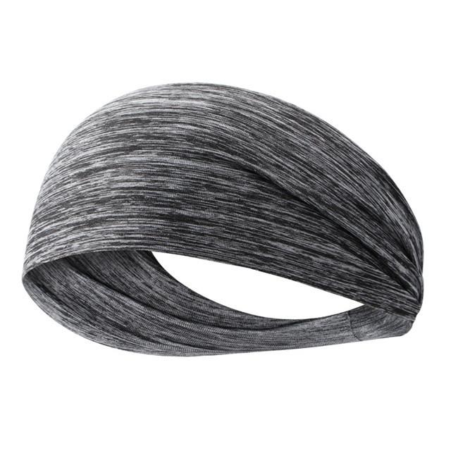 Лидер продаж 2021, эластичная спортивная повязка на голову, нескользящая спортивная повязка на голову