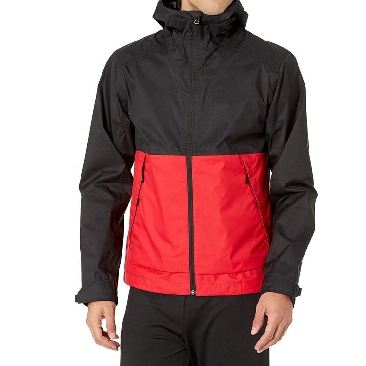 QIAN HUI 2020 Newest Custom Mens Unisex Winter Breathable Waterproof Bomber fashion Jackets