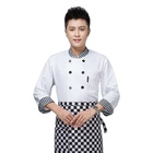 Jackets Special Hot Sale Italian Chef Uniform Jackets For Restaurant Kitchen Bar