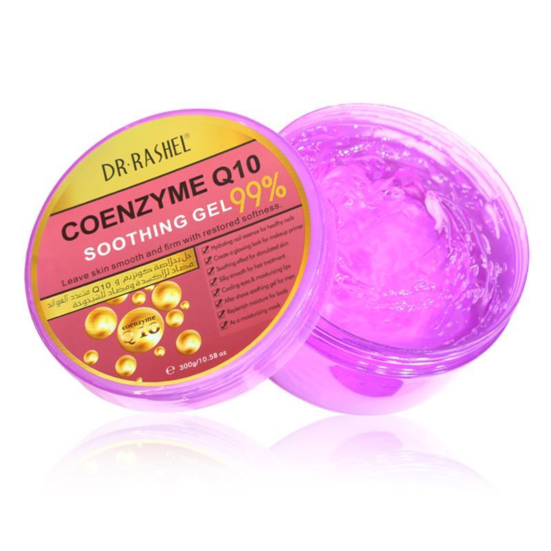 Dr Rashel Skin Care Moisturizing Anti Aging Coenzyme Q10 Soothing Gel 300ml  - Buy Dr Rashel Soothing Gel,Skin Soothing Gel,Q10 Coenzyme Gel Product on  Alibaba.com
