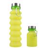 Grün Silikon Flasche