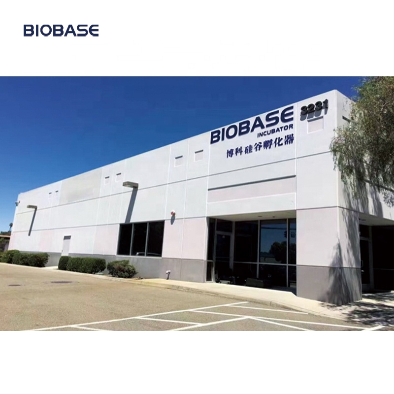 BIOBASE China  4000rpm Table Top Low Speed Centrifuge 8*20ml Centrifuge Machine LCD display for Lab